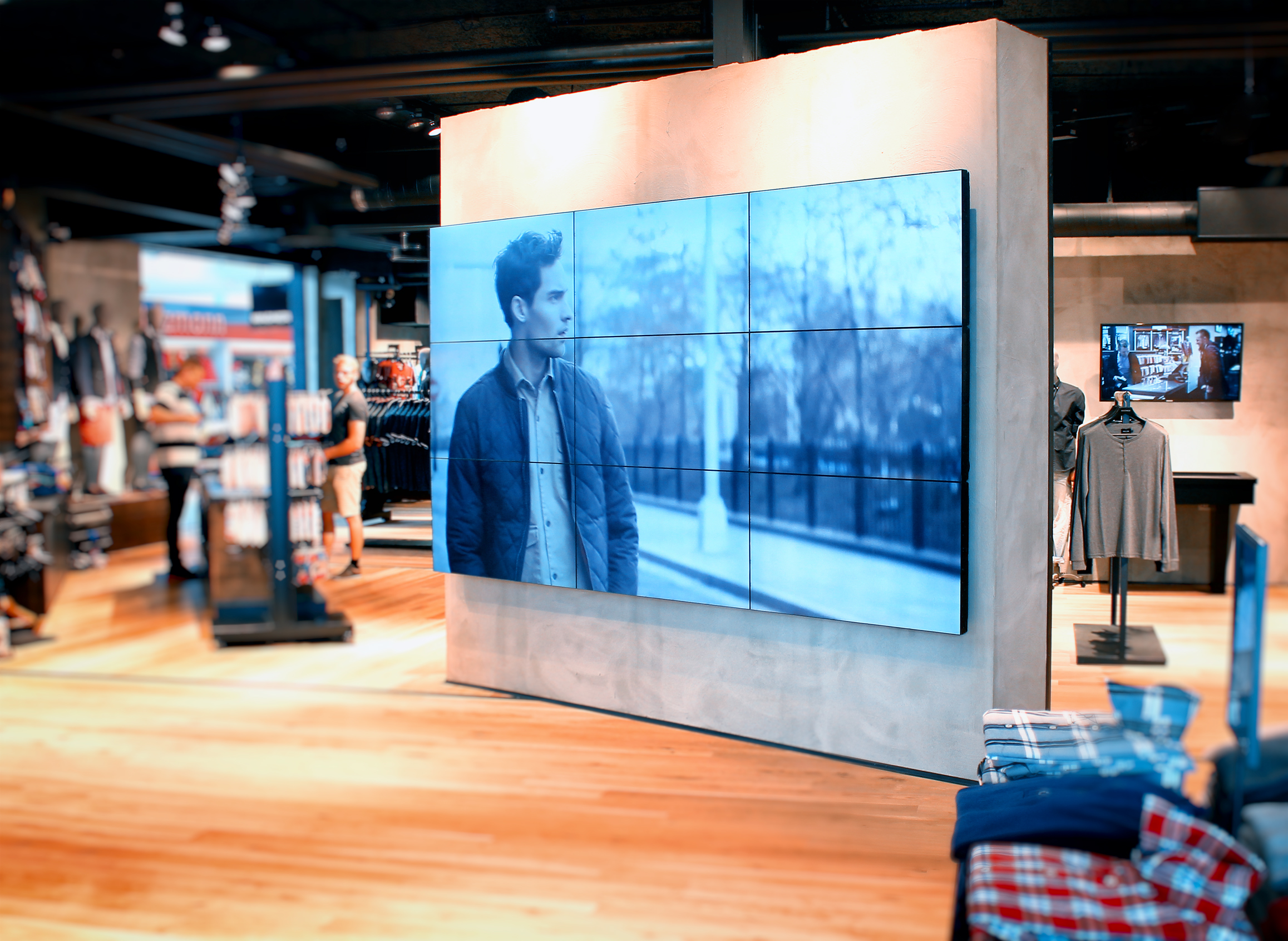 video wall digital signage singapore